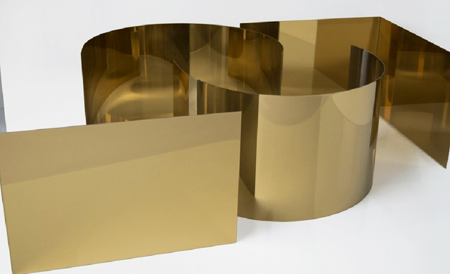 Titanium Gold SM