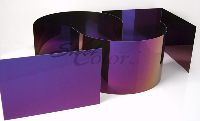 Viola Lucido mirror finish